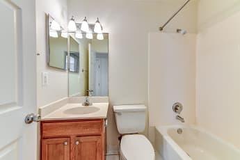 Bathroom, Oakview Estates, 2