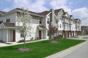 Building, Heron Springs Apartments, 1