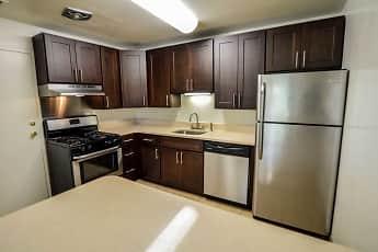 Kitchen, Salem Harbour Riverfront Resort, 1