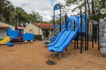 Playground, Maitland Oaks, 1