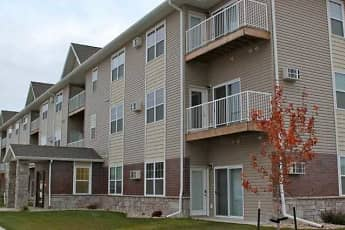 Building, Timber Cove Apartments, 0