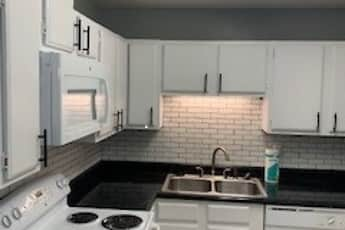 Kitchen, Willow Creek Apartments, 0