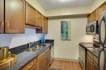 Kitchen, Kellogg Square, 0