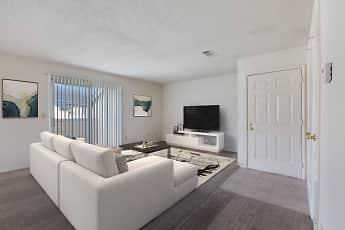 Living Room, Pine Ridge, 1