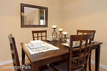 Dining Room, Lexington Park, 2