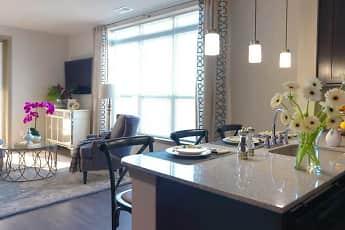 Living Room, oneRookwood, 1