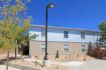 Building, Mesa Del Norte Apartments, 0