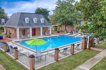 Pool, Cordova Regency, 1