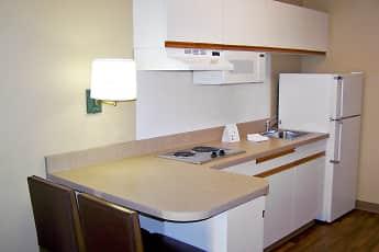 Kitchen, Furnished Studio - Memphis - Airport, 1