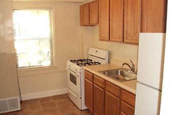 Kitchen, Beechfield Apartments, 1