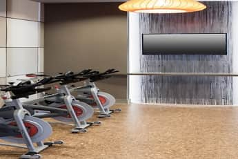 Fitness Weight Room, SageWater Village Apartments, 2