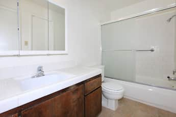 Bathroom, Stine Country Apartments, 2