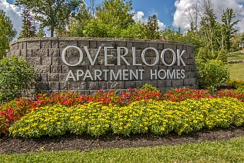 Community Signage, Overlook Apartment Homes, 2