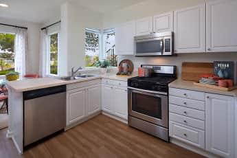 Kitchen, Vista Real Apartment Homes, 0