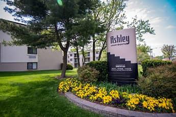Community Signage, Ashley, 1