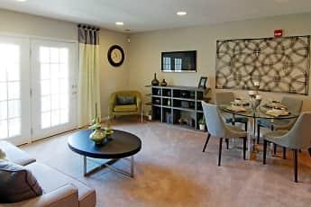 Living Room, Woodbridge Hills, 0