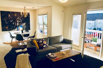 Living Room, Cowan Farms, 2