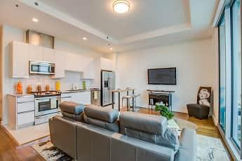 Living Room, The Meridia, 1