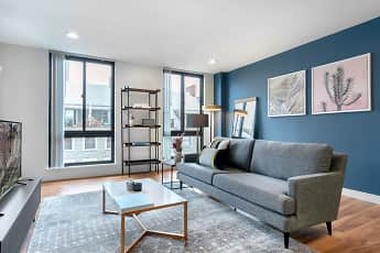 Living Room, Christopher Columbus Plaza, 0