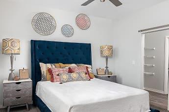 Bedroom, The Pines, 0