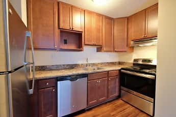 Kitchen, Dupont Avenue Apartments, 0