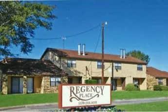 Building, Regency Place Apartments, 1