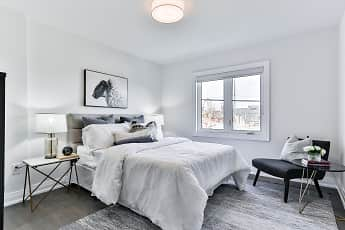 Bedroom, Capella Apartments, 0