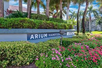 Community Signage, ARIUM Hampton Lakes, 2