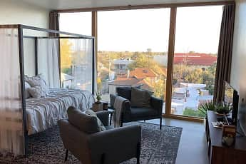Living Room, Herbert Residential, 0
