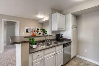 Kitchen, Pebble Cove, 1