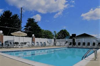 Pool, Heron Springs Apartments, 2