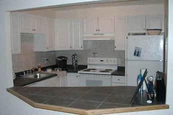Kitchen, Warden Place, 2