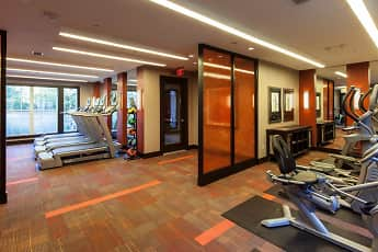 Fitness Weight Room, Mountain View Crossing, 2