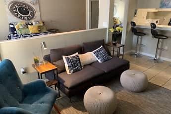 Living Room, Summit at Campus Edge Apartments, 0