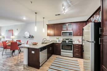 Kitchen, The Grove At Kernersville, 0