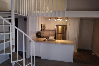 Kitchen, Victoria Inn Apartments, 1