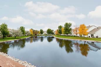 Lake, Tucker Pointe Townhomes, 0