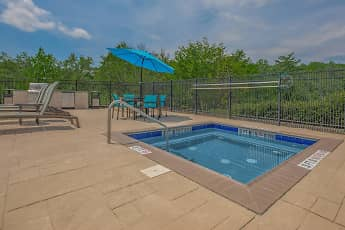 Pool, Crown Point Apartments, 0