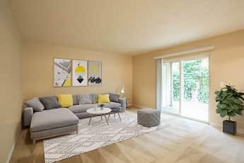 Living Room, Menlo Park, 1