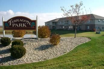 Community Signage, Tarragon Park, 0