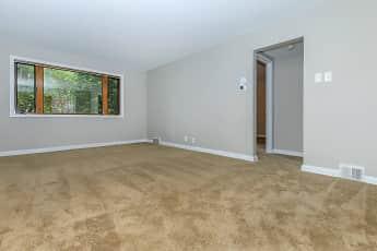Living Room, Drexelbrook Residential Community, 1