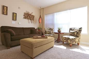 Living Room, The Preserve At West View, 0