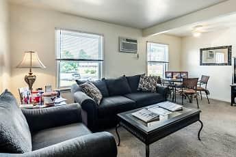 Living Room, Mill at Blacksburg, 0