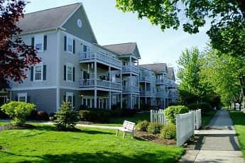 Building, Parkside Village Senior Apartments, 0