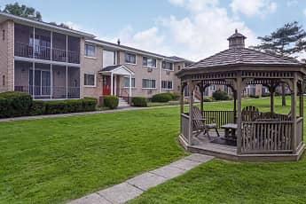 Recreation Area, Clover Park Apartments, 0