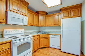 Kitchen, Victory Place, 1