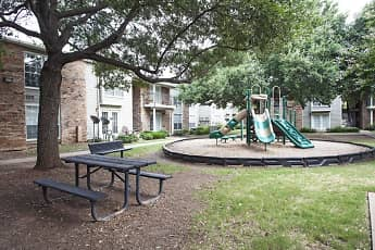 Playground, Chaparral Apartments, 0