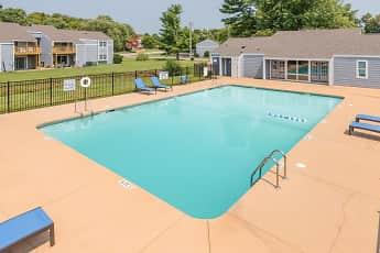 Pool, Villas at Riverview, 2