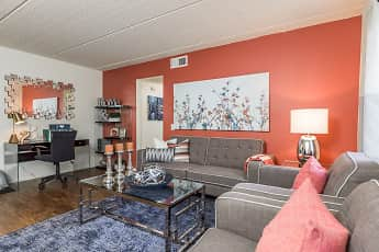 Living Room, Briarcrest at Winter Haven, 0