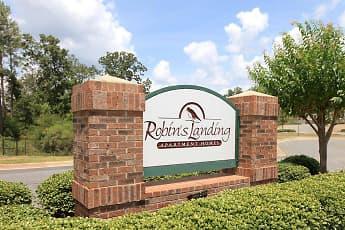 Community Signage, Robin's Landing Apartment Homes, 2
